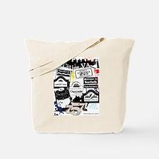 7 Cities Tote Bag