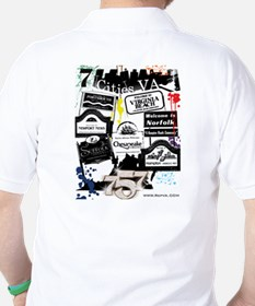 7 Cities T-Shirt