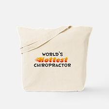World's Hottest Chiro.. (B) Tote Bag
