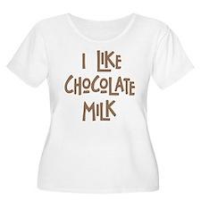I like chocolate milk T-Shirt