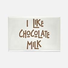 I like chocolate milk Rectangle Magnet