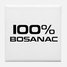 100% Bosanac Tile Coaster