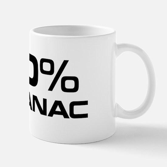 100% Bosanac Mug