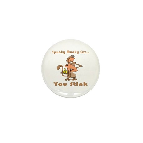 You Stink Mini Button (100 pack)
