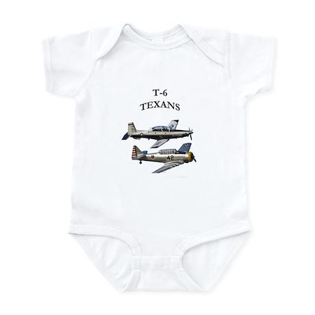 T-6 Texan Infant Bodysuit