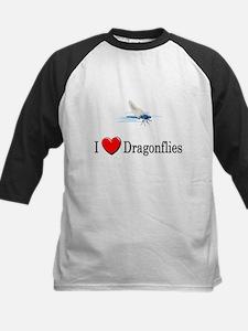 I Love Dragonflies Tee