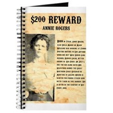 Annie Rogers $ Reward Journal