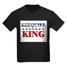 EZEQUIEL for king T