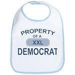 XXL Democrat Bib