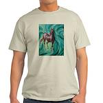 arabian horse T-Shirt[ash grey]