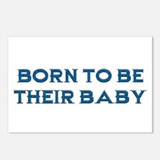 Born To Be Their Baby Postcards (Package of 8)