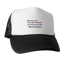 Don't Kill Them Trucker Hat