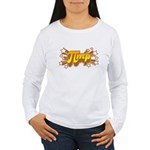 PI mp Women's Long Sleeve T-Shirt