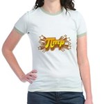 PI mp Jr. Ringer T-Shirt