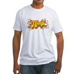 PI mp Fitted T-Shirt