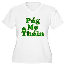 Pog Mo Thoin Kiss My Ass T-Shirt