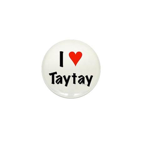 I love TayTay Mini Button (100 pack)