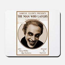The Man Who Laughs Movie Mousepad