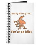 You're an Idiot Journal