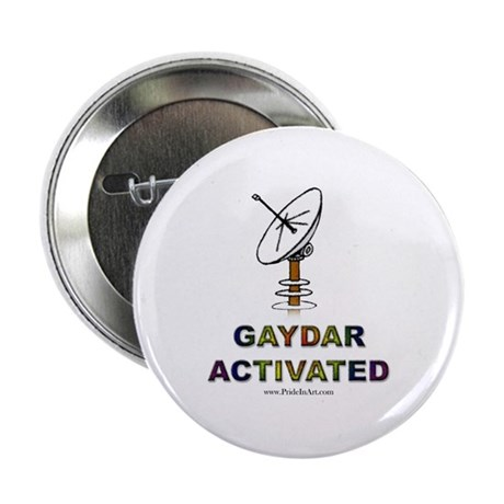 Gaydar Activated Button
