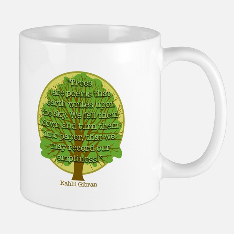 Tree Wisdom Mug