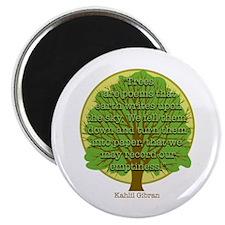 "Tree Wisdom 2.25"" Magnet (10 pack)"