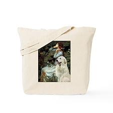Ophelia (#2) & Great Pyrenees Tote Bag