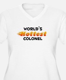 World's Hottest Colonel (B) T-Shirt
