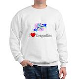 Dragonfly Hoodies & Sweatshirts