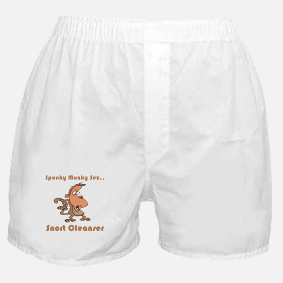 Snort Cleanser Boxer Shorts