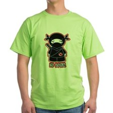 Cute Samurai art T-Shirt