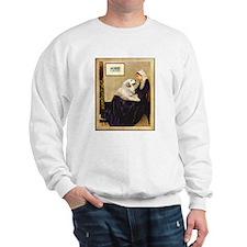 Whistlers Mom & Great Pyrenees Sweatshirt