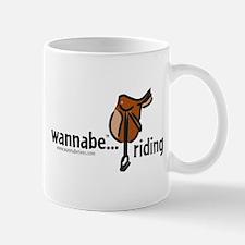 wannabe...riding Mug