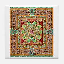 Carpet Page Tile Coaster