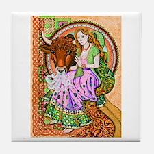 Queen Maeve Tile Coaster