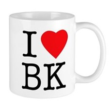 I Love Brooklyn Mug