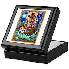 St. Brendan Keepsake Box