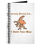 I Stole Your Man Journal