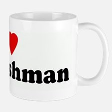 I Love My Irishman Mug