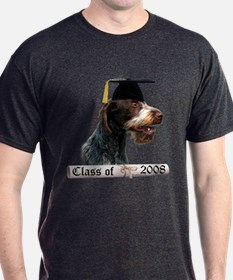 Wirehaired Grad 08 T-Shirt