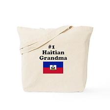 #1 Haitian Grandma Tote Bag