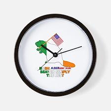 Funny Beaver Wall Clock