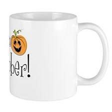 Due in October! Mug