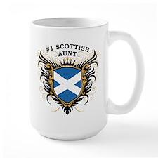 Number One Scottish Aunt Mug