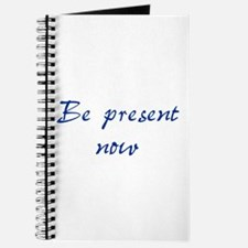 Be Present Now Journal