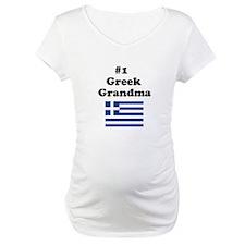 #1 Greek Grandma Shirt