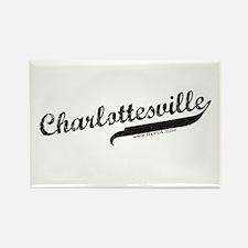 Charlottesville Rectangle Magnet