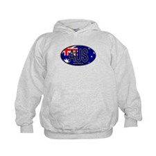 Australia Oval Colors Hoody