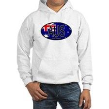 Australia Oval Colors Jumper Hoody