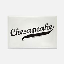 Chesapeake Rectangle Magnet